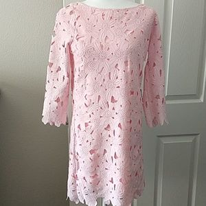 NWOT Felicity & CoCo Floral Lace Dress